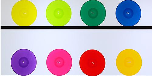 Вышел в продажу в ограниченном тираже сет разноцветных винилов от CARSTEN NICOLAI