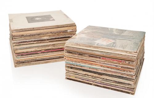 Персональная коллекция пластинок Денниса Ли Хоппера ушла на продажу