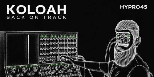 """Новый альбом Koloah - """"Back On Track """" вышел на виниле"""