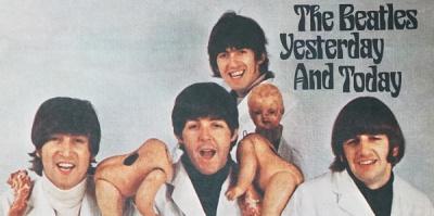 Пластинка с запрещённой обложкой из личной коллекции Леннона продаётся на аукционе