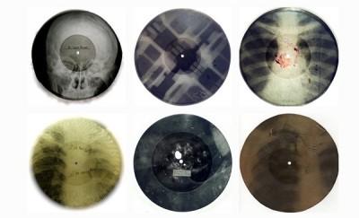 Винил на рентгеновских снимках: Blank City Records возрождает винтажные традиции