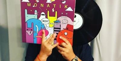 MONATIK презентовал свой альбом «Звучит» на виниле