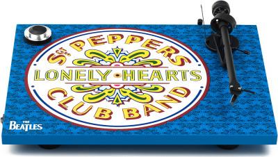 Клуб одиноких сердец: Pro-Ject продолжают выпуск линейки проигрывателей в честь The Beatles