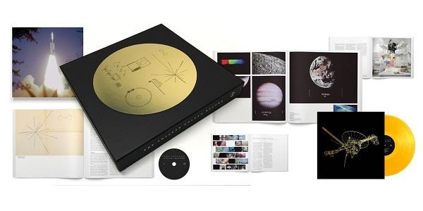 Аудиозаписи для инопланетян теперь можно купить на виниле