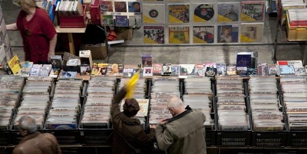 В Голландии пройдёт крупнейшая виниловая ярмарка «Mega Record and CD Fair»