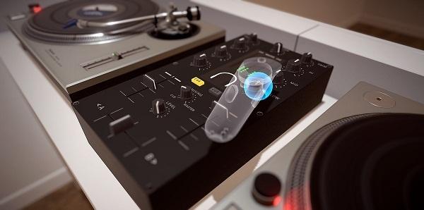 Vinyl Reality: первый виртуальный диджейский сетап