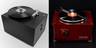 i-qual Clean Mate и Pro-Ject выпустили оборудование для мойки пластинок