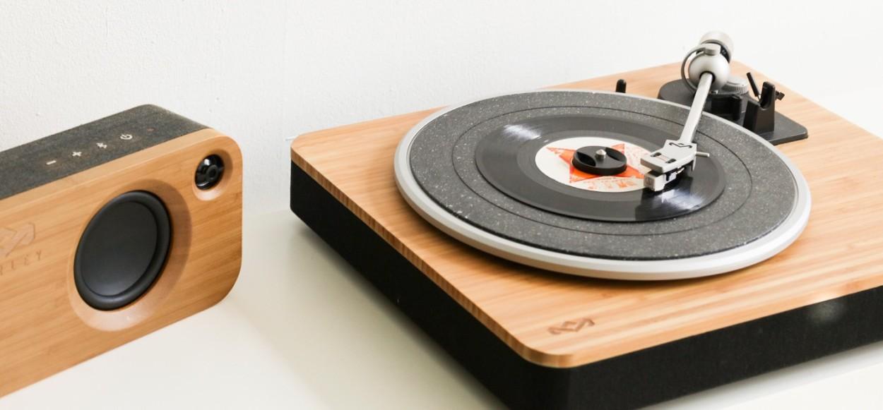 Stir it up vinyl turntable