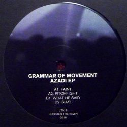 Azadi EP