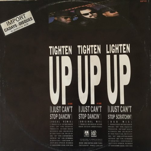 Tighten Up (I Just Can't Stop Dancin')