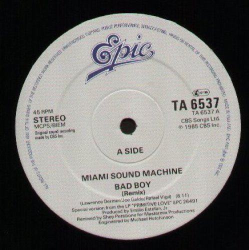Bad Boy (Shep Pettibone Remix)