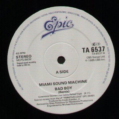 Bad Boy (Shep Pettibone Remix)