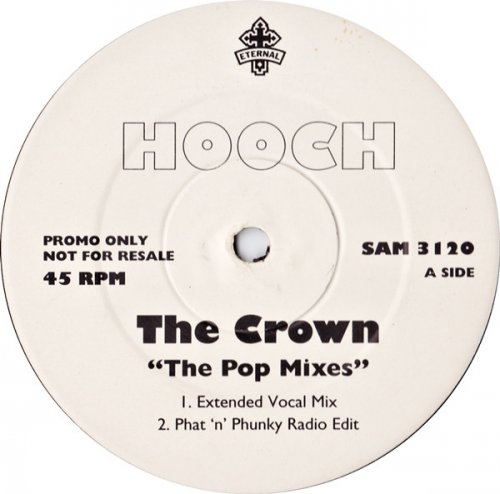 "The Crown ""The Pop Mixes"""