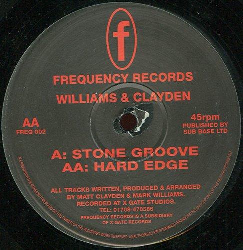 Stone Groove / Hard Edge