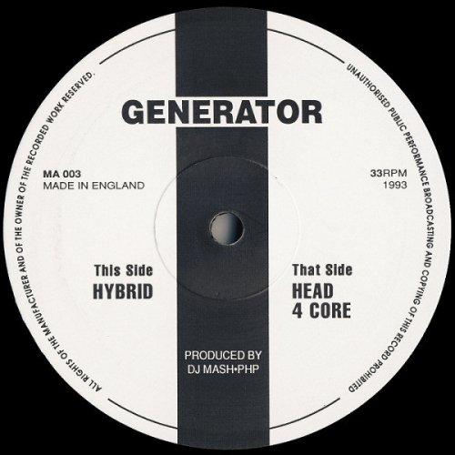 Hybrid / Head / 4 Core