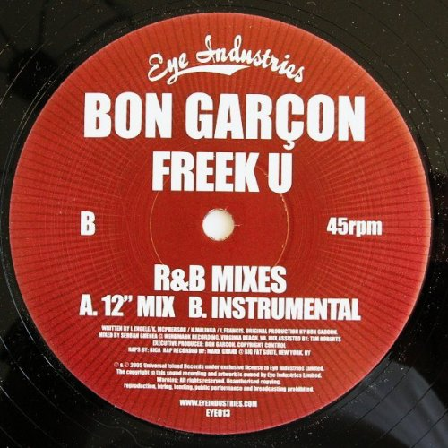 Freek U (R&B Mixes)