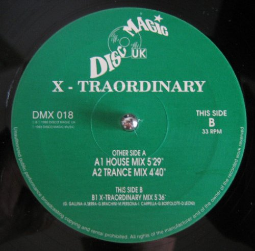 X-Traordinary