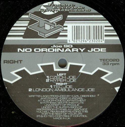 No Ordinary Joe
