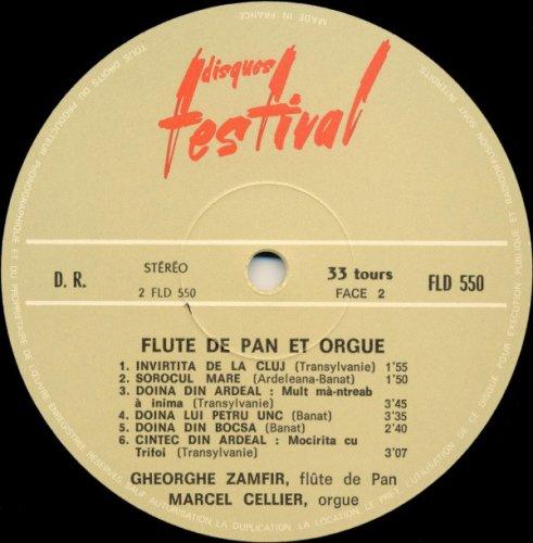 Improvisations Flûte De Pan Et Orgue