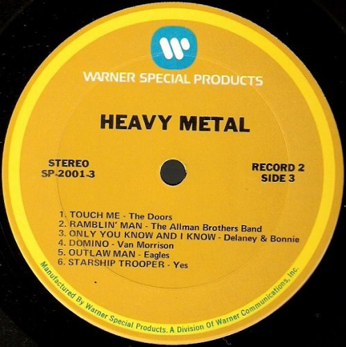 Heavy Metal - 24 Electrifying Performances