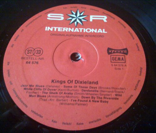 Kings Of Dixieland