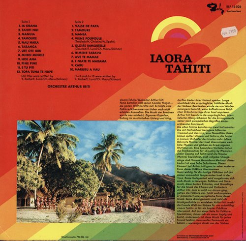 Iaora Tahiti