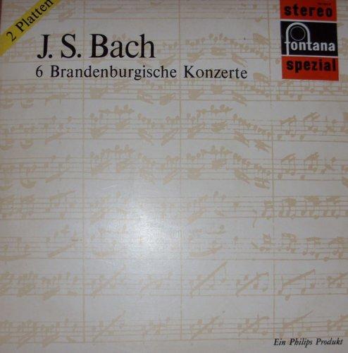 6 Brandenburgische Konzerte