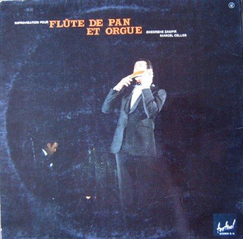Improvisation Pour Flûte De Pan Et Orgue Vol. 3