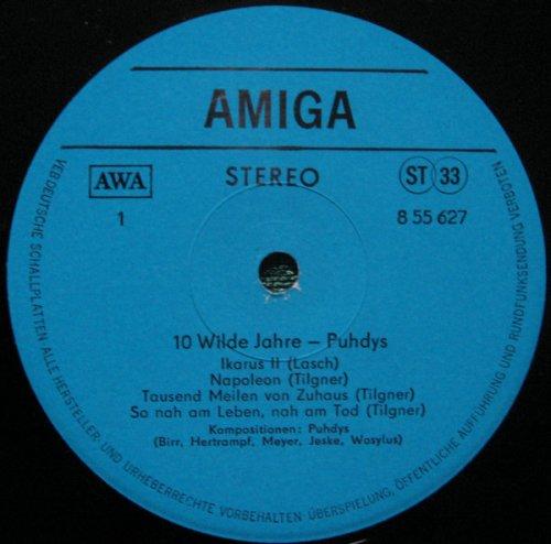 10 Wilde Jahre (1969-1979)