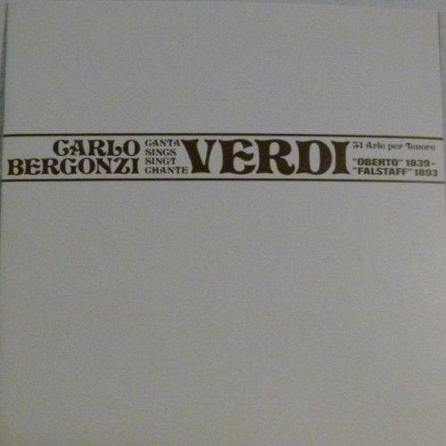 Carlo Bergonzi Sings Verdi