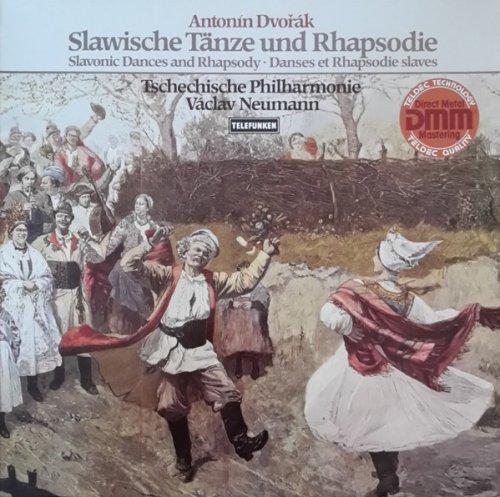 Slawische Tänze - Slavonic Dances: Nr. 1-8, Op.46 - Nr. 9-10, Op.72