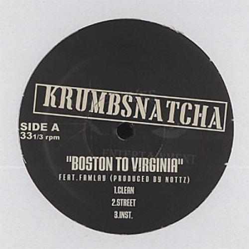 Boston to Virginia / Do Me