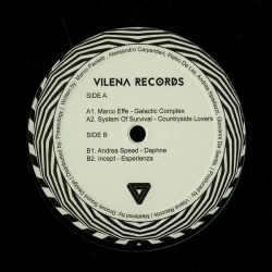 Five Years Of Vilena Records