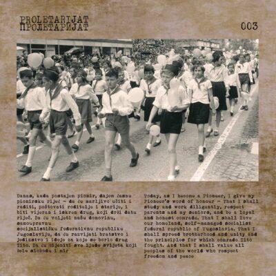 Sev Dah | Proletarijat 003 | PROLETARIJAT003
