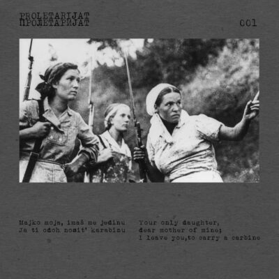 Sev Dah | Proletarijat 001 | PROLETARIJAT001