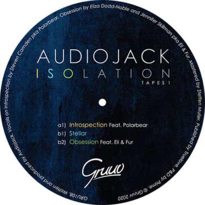 Audio Jack | Isolation Tapes 1 | gru108