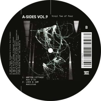 Various Artists | A-Sides Vol.9 Vinyl Two of Four | DC223.2