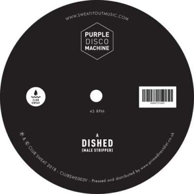 Purple Disco Machine | Dished (Male Stripper) | Clubswe003v