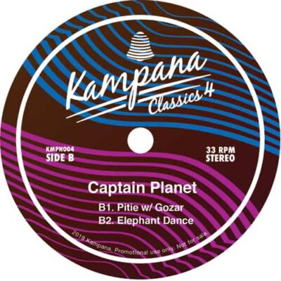 Captain Planet | Classics 4 | KMPN004