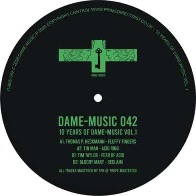 Thomas P. Heckmann | 10 Years of Dame Music, Vol. 1 | dame042