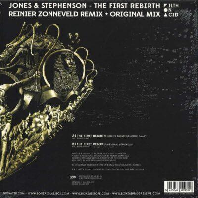 Jones & Stephenson | The First Rebirth (Reinier Zonneveld Remix + Original Mix) | BV2020013