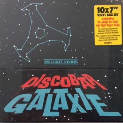 VARIOUS ARTISTS | DISCOBAR GALAXIE – 25 LIGHT YEARS | 541828