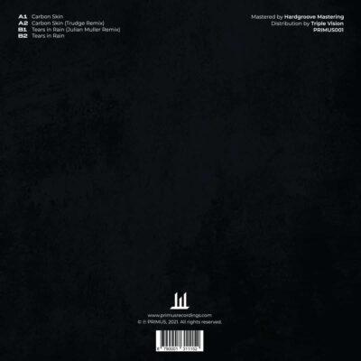 BXTR | Automata EP | PRIMUS001