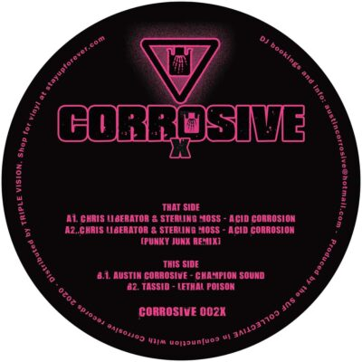 Various ‎| Acid Corrosion | CORROSIVE 002X