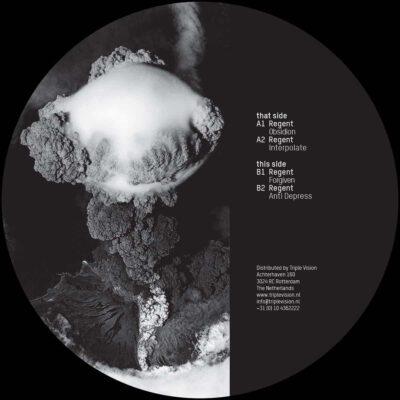 Regent | Obsidion EP | PRRUKBLK060
