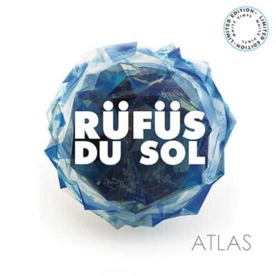 Rufus Du Sol | Atlas Ltd Edition |  SWEATSV014