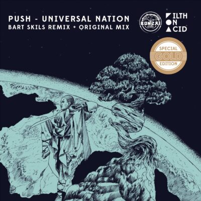 PUSH | UNIVERSAL NATION (SPECIAL GOLD EDITION) | BV2019011G