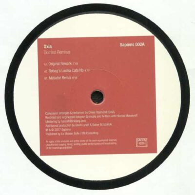 Oxia | Domino Remixes pt.1 | SAPIENS002A