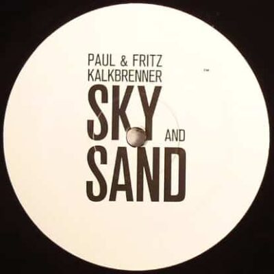 PAUL KALKBRENNER | SKY AND SAND | BPCWL002