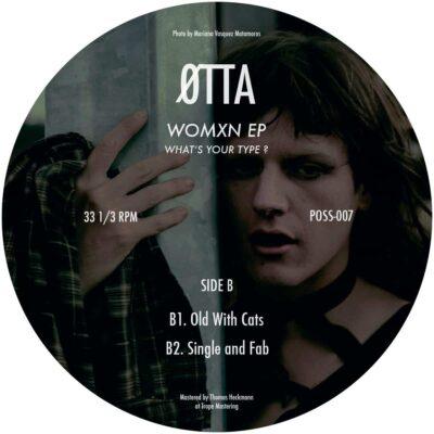 OTTA | WOMXN EP | POSS-007